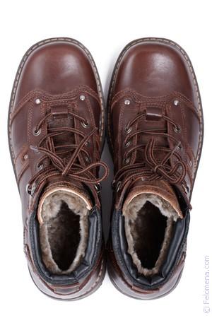 Ботинки мужчине по соннику