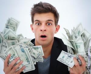 сумка с Деньгами по соннику