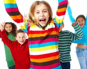 танцующие Дети по соннику