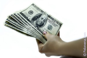 бумажные Доллары по соннику