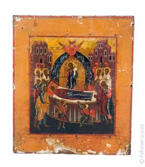 Икона иисуса по соннику