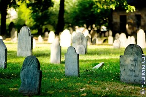 идти по Кладбищу по соннику