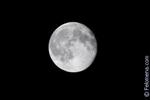красная Луна по соннику