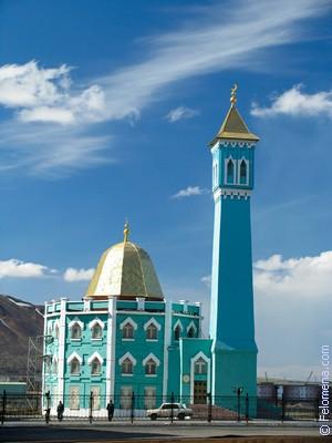 Видеть во сне мечеть мусульманский сонник
