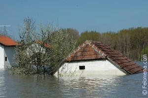 Наводнение в городе по соннику