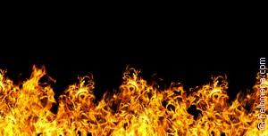 Огонь с неба по соннику