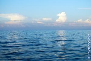 Океан и волны по соннику