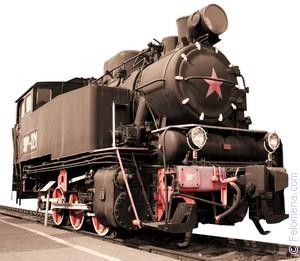 Парочка секс задавил поезд