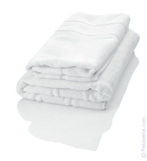 Сонник новое чистое полотенце