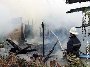 Пожар в квартире по соннику