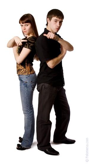 Разрыв отношений по соннику