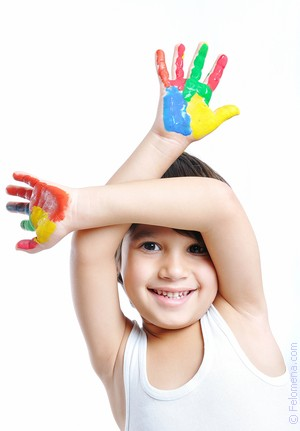 Ребенок на руках по соннику