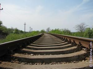 Рельсы и железная дорога по соннику