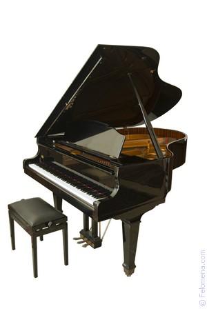 Секс рядом с роялем
