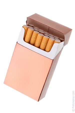 пачка Сигарет по соннику
