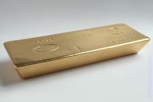 Слиток золота по соннику