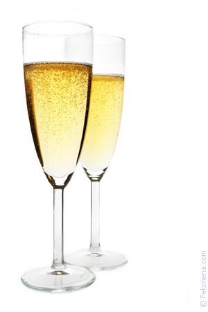 бутылка Шампанского по соннику