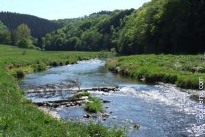 Течение реки по соннику