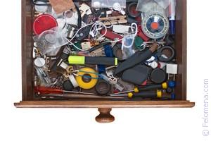 выбрасывать старые Вещи по соннику
