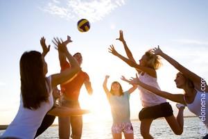 играть в Волейбол по соннику